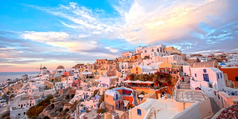 Private Day Tour santorini