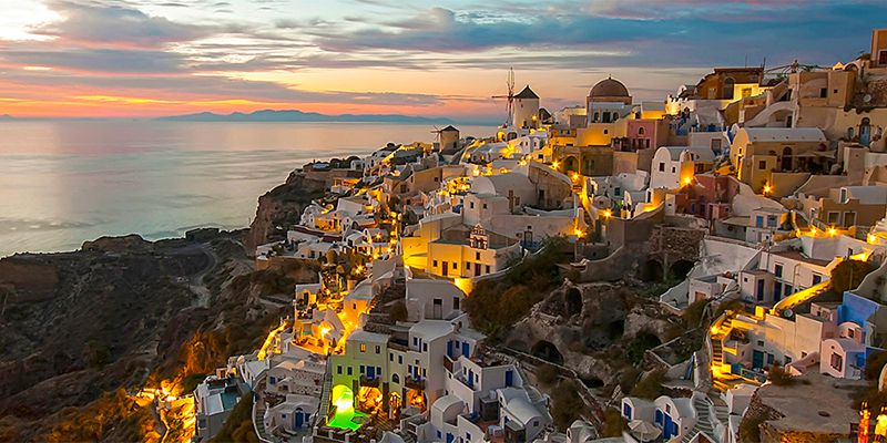 Private Sunset Tour santorini