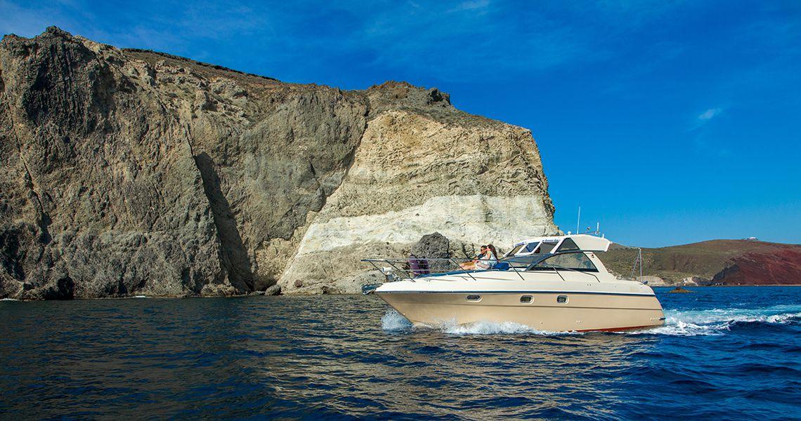 santorini pelagos boat cruises tours