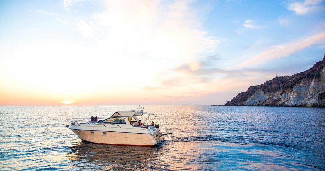 santorini sunset cruises pealgos tours