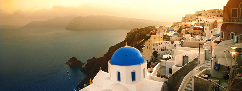 Santorini Semi private sunset tour
